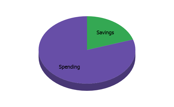 80/20 Budget   3 Simple Budgeting Techniques To Improve Your Finances   The Loaded Pig