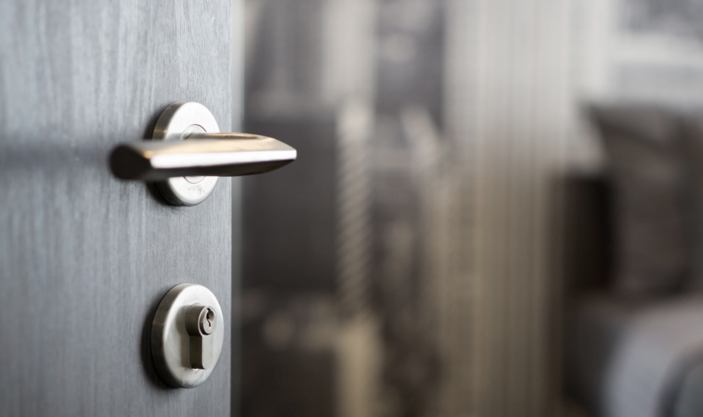 Door Knobs | These Small Updates Will Do Big Things For Your Home's Value | The Loaded Pig