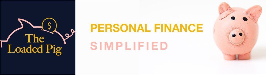 The Loaded Pig Logo | Personal Finance Simplified