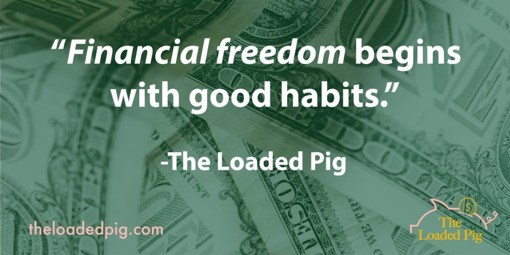 Personal Finance Quote | Money Quote | 10 Powerful Quotes To Improve Your Finances & Your Life | The Loaded Pig